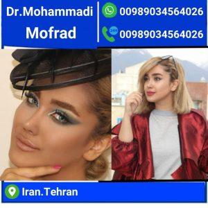 نمونه جراحی بینی دکتر امیرحسین محمدی مفرد