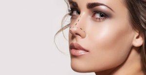 جراحی بینی با فرم طبیعی